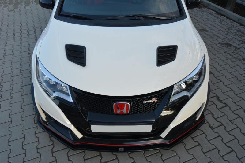 Showoff Imports Honda Civic Type R Fk2 15 Mxt Hood